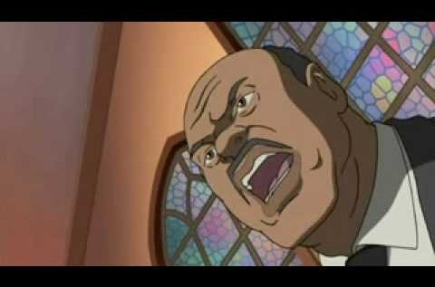 "The Return Of The King: Dr. King's Speech On ""The Boondocks"" (Video)"