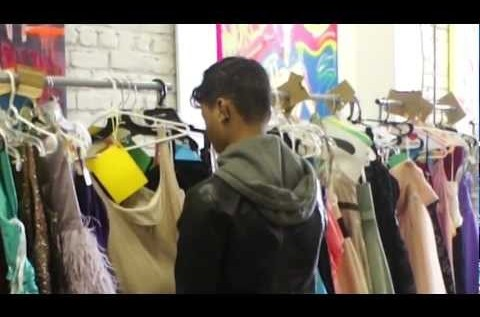 @Mic_Check_ 1-Two! Prom Dress Drive Part 1 [Video]