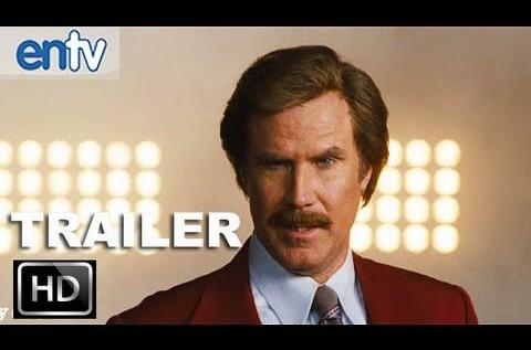 Anchorman 2 HD Teaser [Trailer]