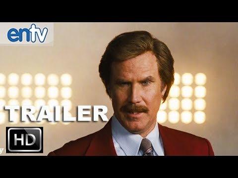 Anchorman 2 HD Teaser [Trailer]