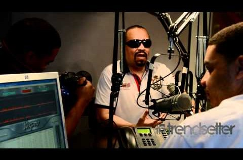 DJ Sense (@DjSense) Interviews Ice-T (@FinalLevel) [Video]