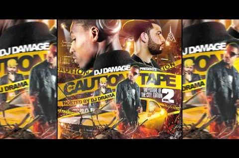 Dj Drama (@DJDrama) & DJ Damage (@TheRealDJDAMAGE) Present: The Caution Tape 2 Intro [Video]