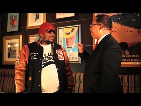 Beanie Sigel vs. Dr. Ben Chavis [Video]
