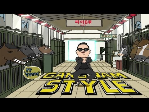 PSY (@ygent_official) – Gangnam Style (강남스타일) [Music Video]