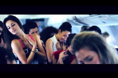 Kanye West&#8217;s Dancers Perform Runaway 40,000 Ft In The Air [Video]