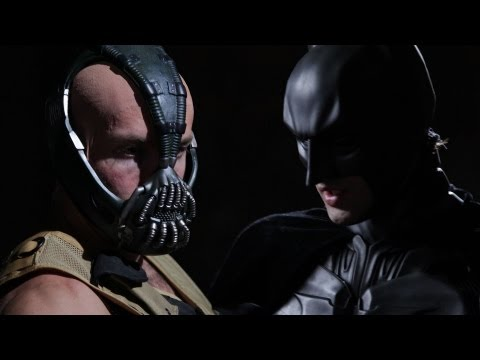 Deleted Scene From The Dark Knight Rises [Video]