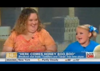 WTF?!?: #HoneyBooBoo Child? Really? F*cking Really?