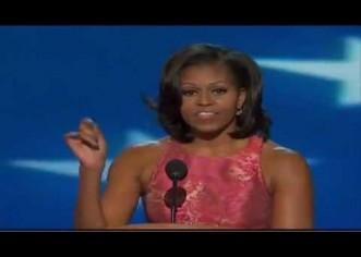 Michelle Obama's (@MichelleObama) DNC Speech [Full Video]