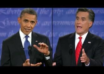 President @BarackObama Vs @MittRomney – First #PresidentialDebate2012 [Full Video]