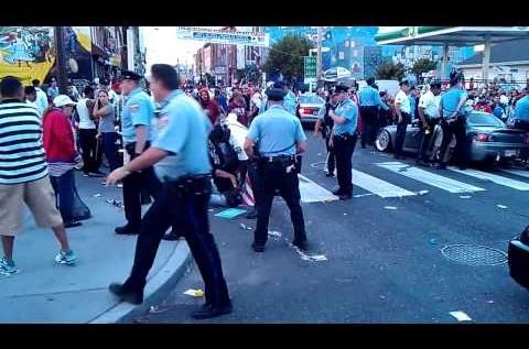 Stop Police Brutality in Philadelphia
