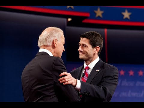 Vice Presidential Debate 2012: Vice President @JoeBiden Vs @PaulRyan [Full Video]