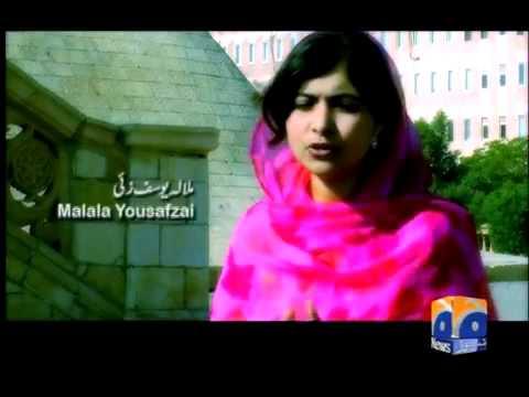 14-Year-Old Pakistani Girl Shot in the Head