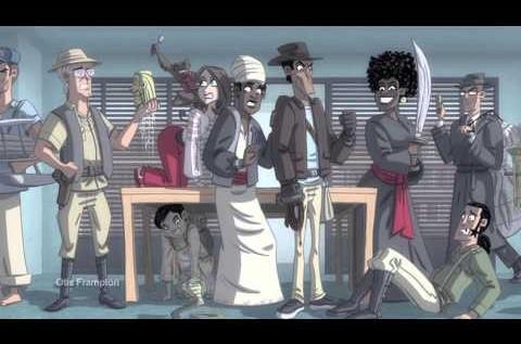 Six Seasons and A Movie – A Community (@NBCCommunity) Art Show [VIDEO]