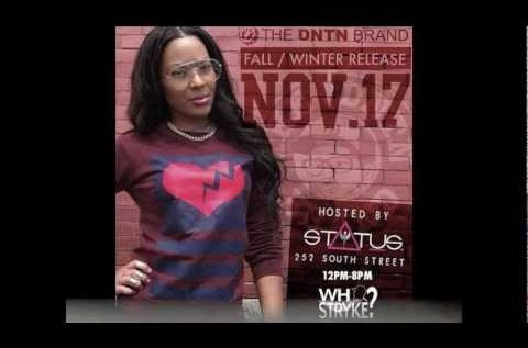 [EVENT] DNTN BRAND (@THEDNTNBRAND) Fall/Winter Release @StatusShop 11-17-12