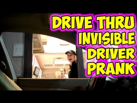 Fast Food Employees Meet The Self Driving Car [Video]