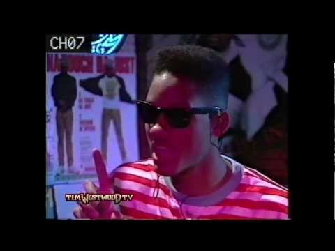 #RelevantClassics: #ThrowbackThursday Edition – Fresh Prince (Will Smith) on Tim Westwood [Video]