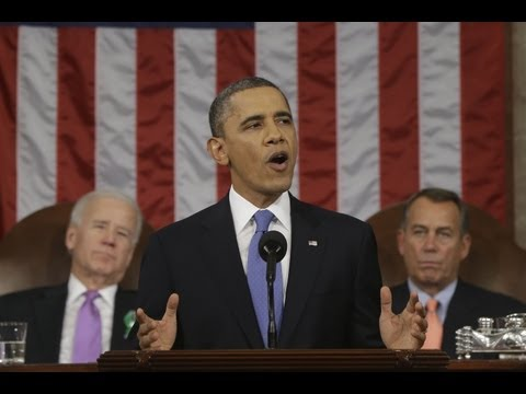 President Barack Obama (@BarackObama) &#8211; 2013 State Of The Union Address [Full Video]