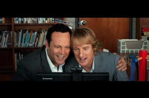 """Owen Wilson & VinceVaughn Work At Google In """"The Internship"""" Trailer [VIDEO]"""