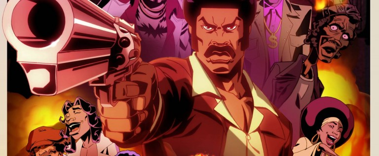 Black Dynamite: Season 1, Episode 1 – Jackson Five Across Yo Eyes [Video]
