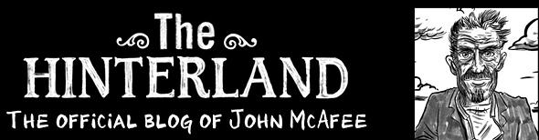 Murder Suspect/Fugitive John McAfee Defends Himself Via Blog