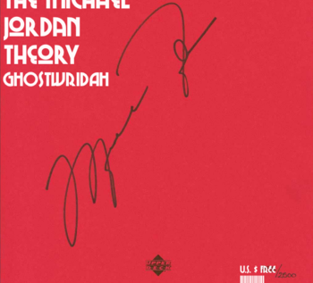 Ghostwridah – The Michael Jordan Theory (EP)
