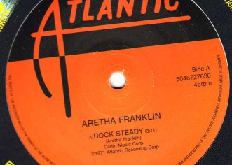 Relevant Classics: Aretha Franklin – Rock Steady