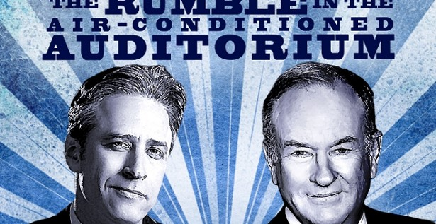 Bill O'Reilly Vs John Stewart: The Rumble In The Air Conditioned Auditorium [Full Video]