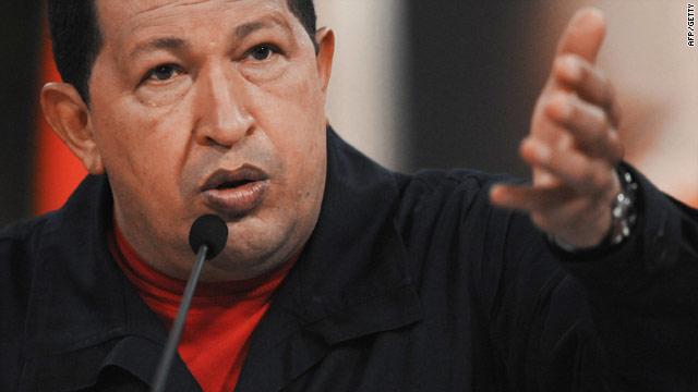 Nice Try: Venezuelan Man Accused Of Plotting Chavez Assassination