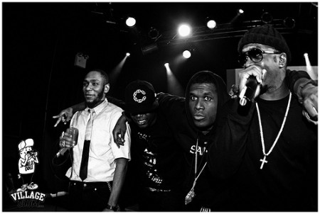 Jay Electronica feat. Diddy – The Ghost of Christopher Wallace [CDQ]