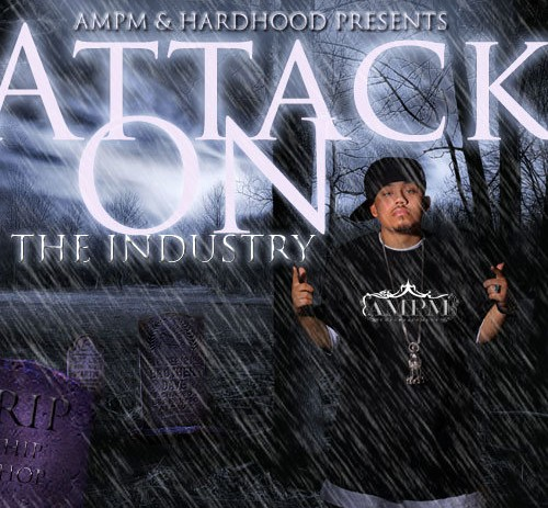 G.A.G.E. Money –  Attack on the Industry (Mixtape)