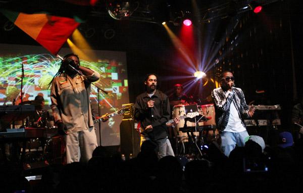 Nas & Damian Marley feat. Junior Reid – Ancient People (iTunes Bonus Track)