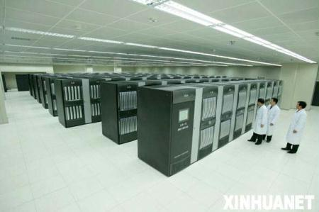 Chinese Edge Closer to Supercomputing Record