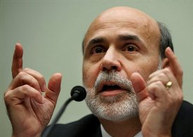 Bernanke: 'Things Will Come Apart' If Entitlements Are Not Reformed and Spending Controlled