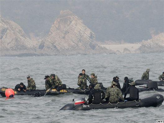 North Korea Claims S. Korea, US Fabricated Ship Sinking Case