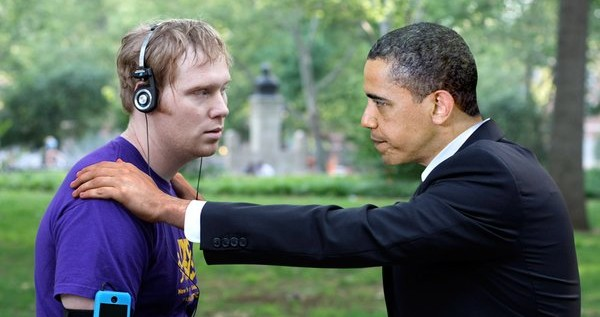 Obama To Make Reassuring Eye Contact With Every Last American