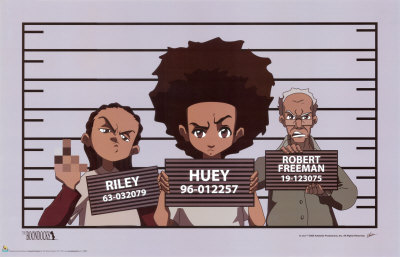 The Boondocks – Season 3 Episode 8 – Pause