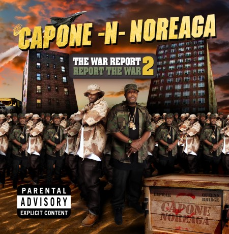 Capone-N-Noreaga feat. The LOX &#8211; Bodega Stories (prod. Scram Jones)