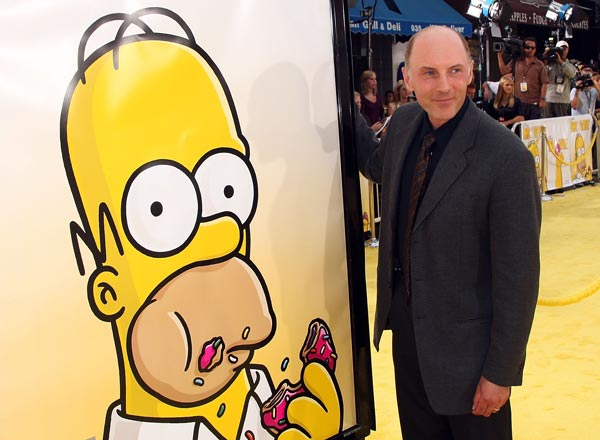 Homer Simpson Named Greatest TV Character