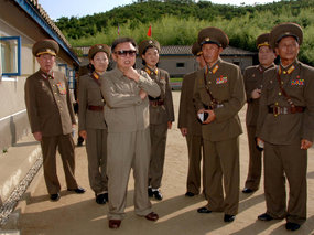 North Korea seeks $75 trillion in compensation