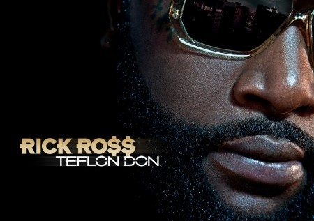 William Leonard Roberts II (Rick Ross) – Teflon Don Cover