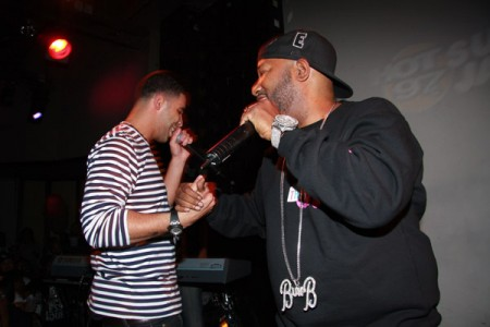 Bun B feat. Drake – Put It Down (prod. Boi-1da)