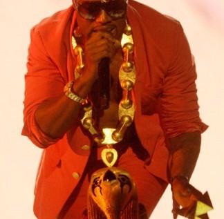 Kanye's Jesus Pi…Er…Horus Chain & Egyptian Pyramid Rings