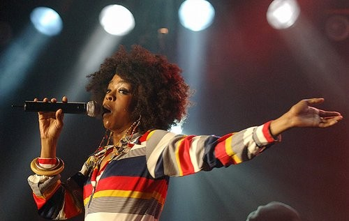 NPR '50 Greatest Voices' Interview w/ Lauryn Hill