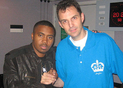 Nas Interview w/ Tim Westwood (Audio)