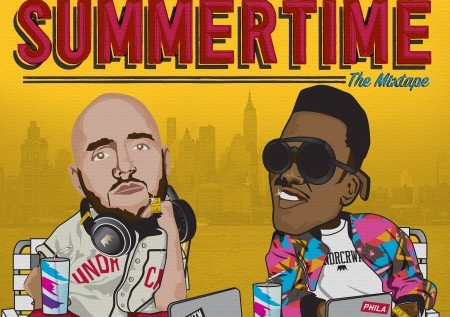 DJ Jazzy Jeff & Mick Boogie – Summertime (The Mixtape)