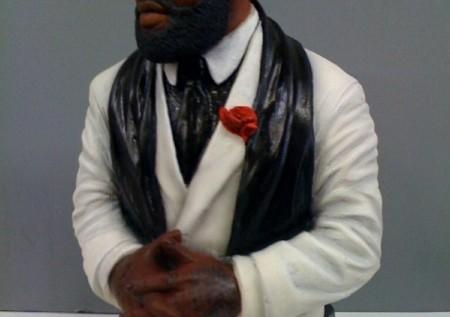 Officer Bawse's Def Jam John Gotti Mafia Imitation Doll
