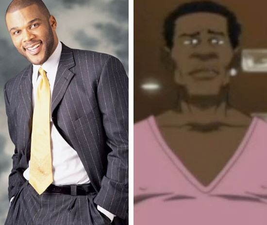 Damage Control: Tyler Perry Is NOT Suing Aaron McGruder…Yet