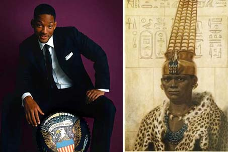 Will Smith Set To Rule Egypt As 'The Last Pharaoh' Taharqa