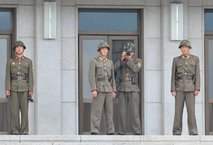 N.Korea Warns Of 'Severest Punishment' Over War Games