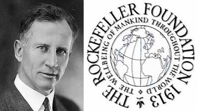 "Rockefeller Foundation Conceptualized ""Anti-Hormone"" Vaccine in the 1920s and 30s, Reports Reveal"